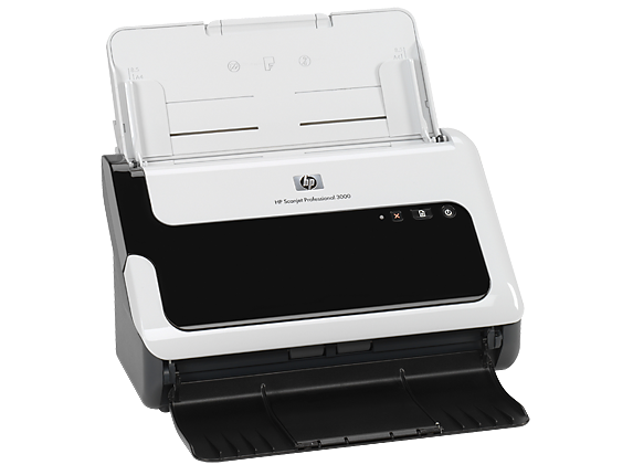 HP Scanjet Professional 3000 Sheet-feed Scanner (L2723A)