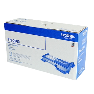 Mực in Brother TN 2260 Black Toner Cartridge (TN 2260)