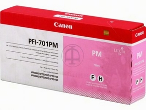 Mực in Canon PFI-701 Photo Magenta Ink Tank