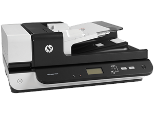 HP Scanjet Enterprise 7500 Flatbed Scanner (L2725A)