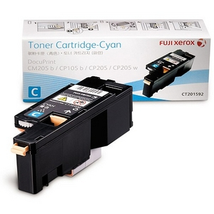 Mực in Xerox CM205b/CP105b/CP205, Cyan Toner Cartridge