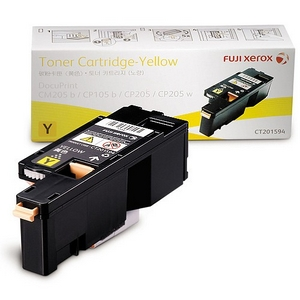 Mực in Xerox CM205b/CP105b/CP205, Yellow Toner Cartridge